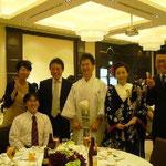 メンバー結婚式2008