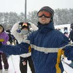 雪山ツアー2008