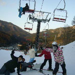 雪山ツアー2009