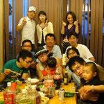 親睦会2009