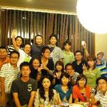 親睦会 2008