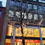 Siegen leuchtet weihnachtlich