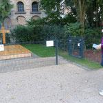 Grabstätte des Altkanzlers