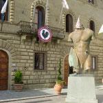"""gallo nero"" am Rathaus"