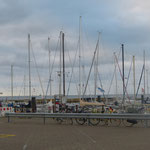 Im Hafen von Horumersiel