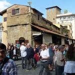 """hier geht es zur """"Ponte Vecchio"""""""