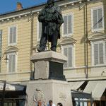 Piazza Garibaldi mit dem Palazzo del Governatore