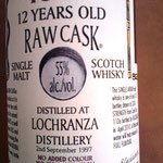 Blackadder Raw Cask, dist. 02.09.1997, bottled April 2010, 55%, cask 1136