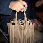 Waldbaer und sein Sixpack der Messeabfüllung Glendronach