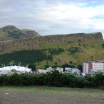 Arthur's Seat from Calton Hill