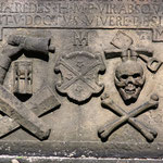 Friedhof Greyfriar's Kirk