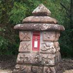 Briefkasten auf Arran