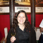 Louisa Young Isle of Arran Distillery