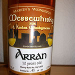 Arran Messewhisky zur 8. Kieler Whiskymesse 2010, cask 96/1305, 36 bottles, 43%