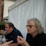 Peter und Ralph (Dallas Dhu und Robert the Bruce)