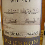 654, 11.06.1998/29.03.2010, 58,7%, 218 bottles