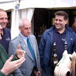 Das Islayschwein vom Whiskykanzler