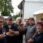 Die Whiskyforen waren durch zahlreiche Personen vertreten