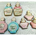 2016・3月「ガールズコレクション 香水瓶」