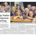 Kieler Nachrichten vom 04.09.2014 (Sven Janssen)