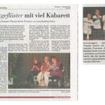 Kieler Nachrichten vom 21.10.13 (Gunda Meyer)