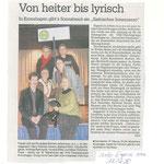 Kieler Express vom 13.02.08 (Claudia Beylage-Haarmann)