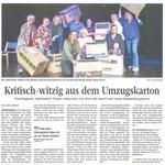 Kieler Nachrichten vom 20.08.2016 (Sven Janssen)