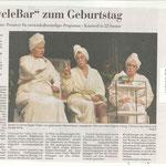 Kieler Nachrichten vom 16.09.2014 (Sven Tietgen)