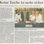 Kieler Nachrichten vom 18.05.11 (Torsten Müller)