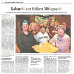 Kieler Nachrichten vom 29.12.2017 (Torsten Müller)