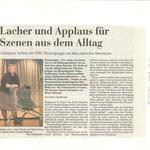 Kieler Nachrichten vom 18.02.08 (Katrin Heidemann)