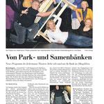 Kieler Nachrichten vom 10.10.13 (Beate König)