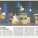 Kieler Nachrichten vom 23.01.2017 (Sven Janssen)