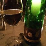 der Wein zu Stefans Gang:<br />Zeller Schwarze Katze. <br />Ein Riesling von der Mosel<br /> der Wein zu Stefans Gang: Zeller Schwarze Katze.