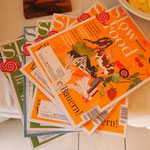 die neuen Hefte sind da! <br />Die Kochcowboys fördern Slow Food die neuen Hefte sind da!  Die Kochcowboys fördern Slow Food
