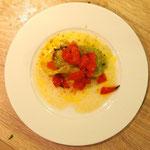 Kohlrouladen mit Rinderhack und Tomaten
