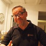 unser Gastgeber: Kochcowboy Jochen