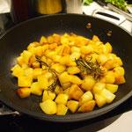 die Kartoffeln auch