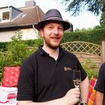 Stefan2, mit Hut