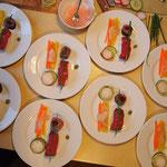 Cowboys last Sushi!