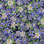 blau-lila farbene Blumen