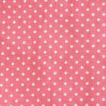 pink mit weißen Punkten
