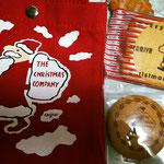 イズミヤのクリスマススペシャルヴァージョンはサヴィニャックのデザインでした!!