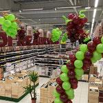 décoration ballon magasin foire aux vins tarbes pau Toulouse dax auch Bayonne 65 64 32 40 31