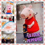 licence peppa pig photocall centre commercial