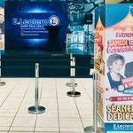 anniversaire centre commercial animations stars personnalités télévision