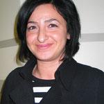 Dilek Kolat. Gern und unbefangen lässt sie sich fotografieren,  2007. Foto: Helga Karl