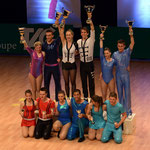 10. Schweizermeistertitel von Melanie Weber und Nicolas Kuran-Pellegatta