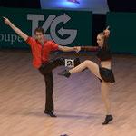Melanie Weber und Nicolas Kuran-Pellegatta