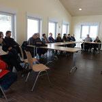 Präsentation der FunBoost -Veranstaltungen durch Fredy Barth